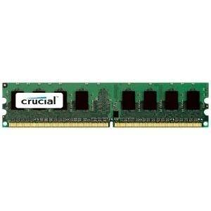 Crucial CT51272BA186DJ 4GB DDR3 1866MHz Data Integrity Check (verifica integrità dati) memoria