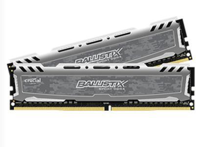 Crucial Ballistix Sport LT 32GB DDR4 2400MHz memoria