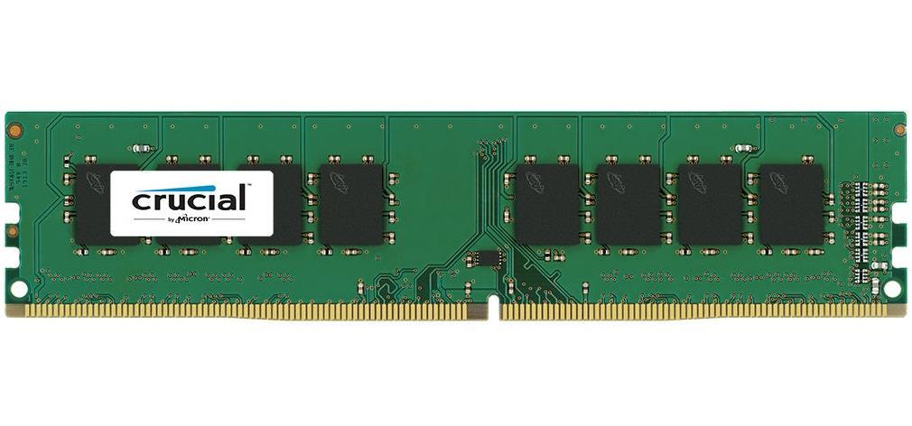 Crucial CT4G4WFS824A 4GB DDR4 2400MHz Data Integrity Check (verifica integrità dati) memoria