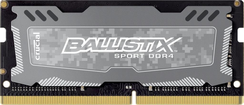 Crucial Sport LT memoria 16 GB DDR4 2400 MHz