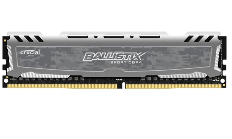 Crucial Ballistix Sport LT 4GB DDR4-2666 4GB DDR4 2666MHz memoria