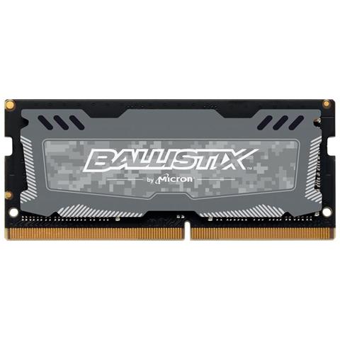 Crucial BLS4G4S26BFSD 4GB DDR4 2666MHz memoria