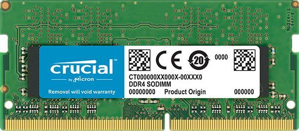 Crucial CT4G4SFS632A memoria 4 GB DDR4 3200 MHz
