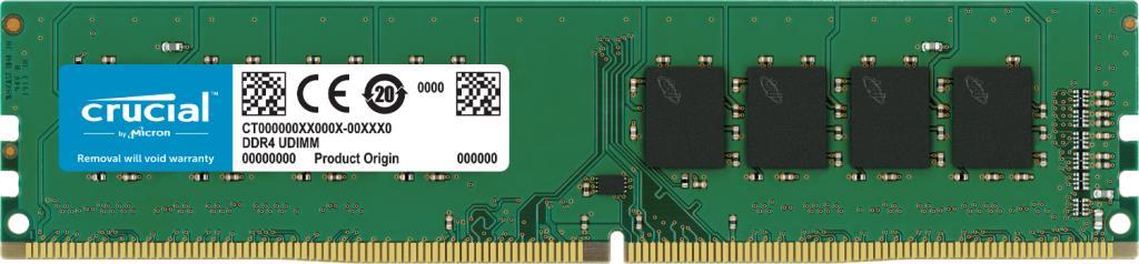 Crucial CT2K32G4DFD8266 memoria 64 GB DDR4 2666 MHz