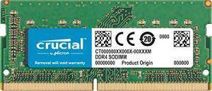 Crucial CT32G4S266M Memoria da 32 GB da Mac (DDR4, 2666 MT/s, CL19, SODIMM, 260-Pin)