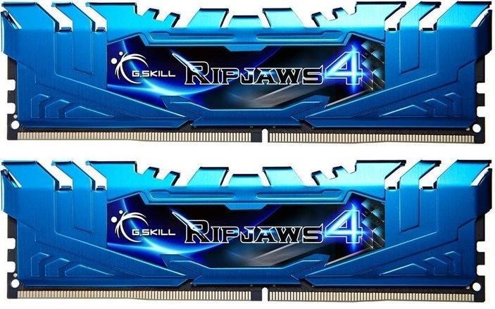 Memoria Ram DDR4 8Gb PC 3200 cl15 g.skill kit 2x4Gb 8grb ripjaws