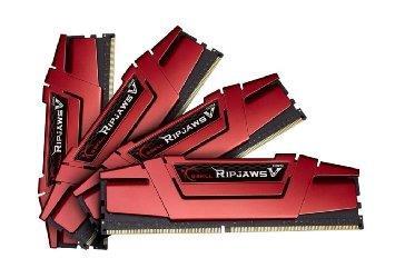 Memoria Ram DDR4 32Gb PC 3200 cl14 g.skill kit 4x8Gb 32gvr ripjawsv