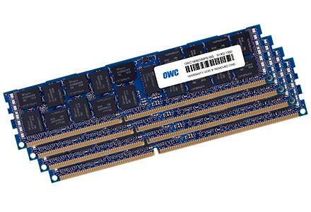 OWC OWC1866D3R9M64 memoria 64 GB DDR3 1866 MHz Data Integrity Check (verifica integrità dati)