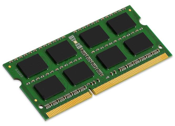 Kingston Technology ValueRAM 8GB DDR3 1600MHz Module memoria