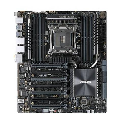 Asus Scheda madre Asus x99-e ws/usb 3.1