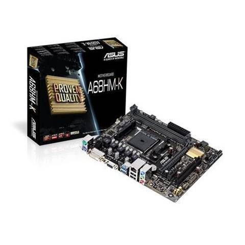 Asus Scheda madre FM2+ Asus A68HM-K