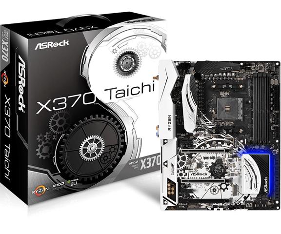 ASRock X370 Taichi AMD X370 Socket AM4 ATX scheda madre