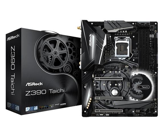 ASRock Z390 Taichi scheda madre LGA 1151 (Presa H4) ATX Intel Z390
