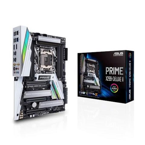 Asus Prime X299-Deluxe II LGA 2066 (Socket R4) ATX Intel X299