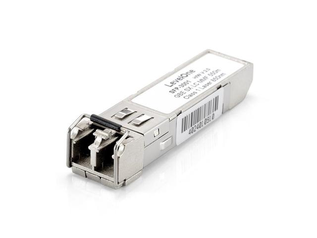 LevelOne SFP-3001 1250Mbit/s SFP 850nm Modalità multipla modulo del ricetrasmettitore di rete