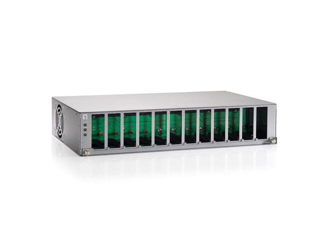 LevelOne CVH-3000 telaio dell'apparecchiatura di rete Alluminio