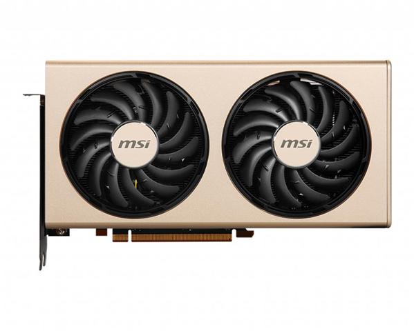MSI V381-001R scheda video Radeon RX 5700 XT 8 GB GDDR6