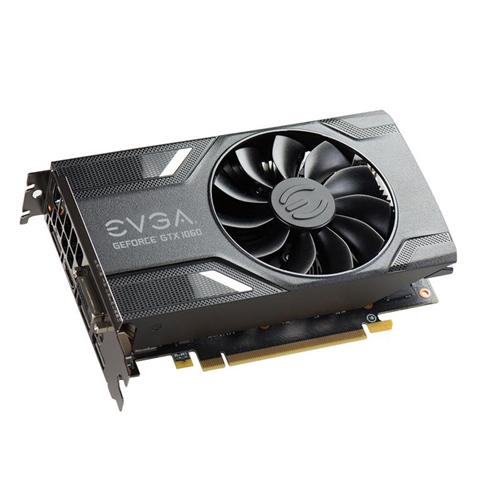 Scheda video EVGA 06G-P4-6161-KR GeForce GTX 1060 6GB GDDR5