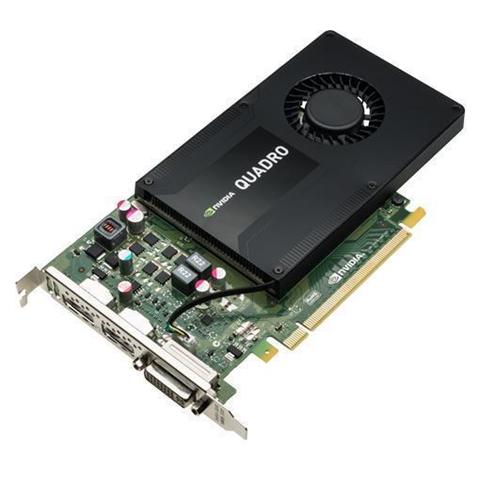 PNY Scheda video PNY VCQK2200-PB Quadro K2200 4Gb GDDR5