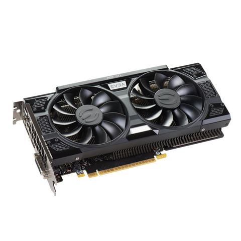 EVGA 04G-P4-6255-KR scheda video NVIDIA GeForce GTX 1050 Ti 4 GB GDDR5