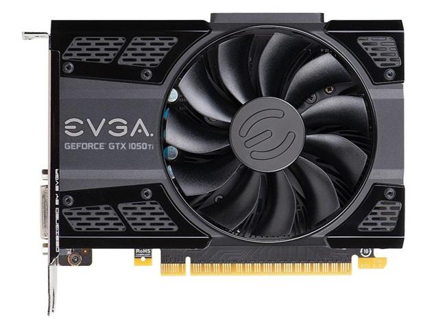 EVGA 04G-P4-6251-KR scheda video GeForce GTX 1050 Ti 4 GB GDDR5