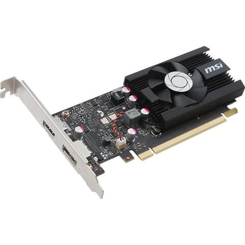 MSI GeForce GT 1030 2G LP OC GeForce GT 1030 2GB GDDR5