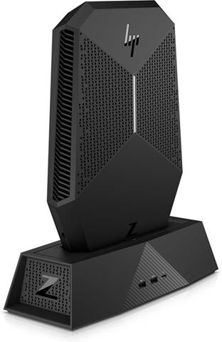 HP VR G2 Intel Core i7 di ottava generazione i7-8850H 16 GB DDR4-SDRAM 256 GB SSD Nero PC Windows 10 Pro
