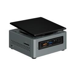 Intel NUC BOXNUC6CAYH barebone per PC/stazione di lavoro J3455 1,5 GHz UCFF Nero, Grigio BGA 1296