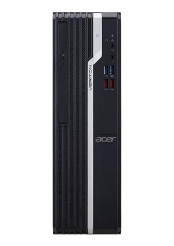 Acer Veriton X X2660G Intel Core i5 di ottava generazione i5-8400 4 GB DDR4-SDRAM 1000 GB HDD Desktop Nero, Argento PC Windows 10 Pro