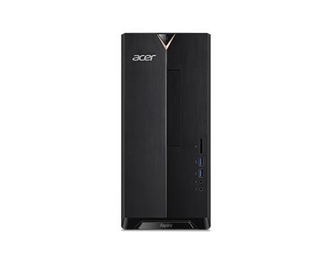Acer Aspire TC-380 AMD Ryzen 5 2400G 8 GB DDR4-SDRAM 256 GB HDD Nero Torre PC