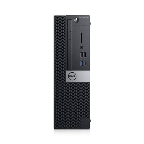 Dell OptiPlex 7060 3 GHz Intel® Core™ i5 di ottava generazione i5-8500 Nero SFF PC