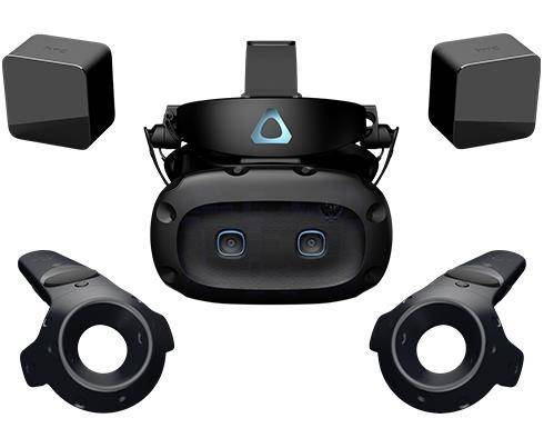 Dell Vive Cosmos Elite Occhiali immersivi FPV Nero