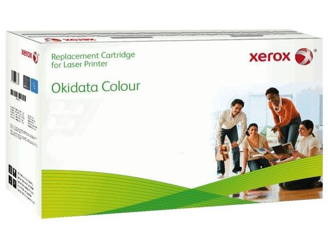 Xerox Cartuccia toner ciano. Equivalente a Oki 44318607