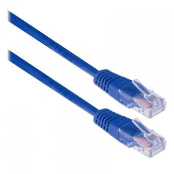 Eminent Networking Cable 0.9 m cavo di rete 0,9 m Blu