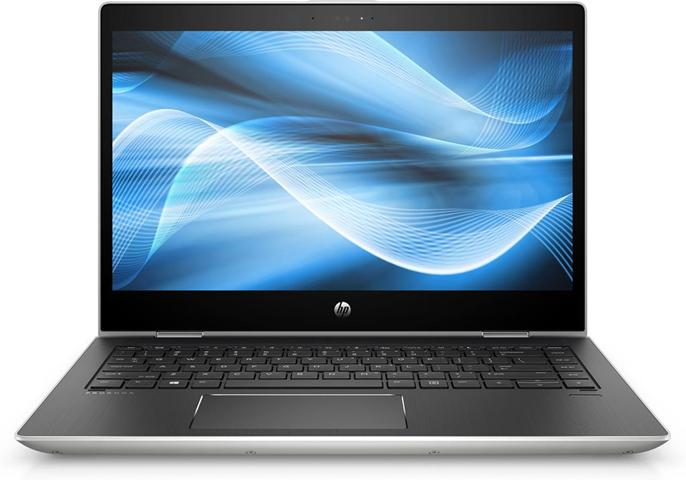 HP ProBook x360 440 G1 Nero, Argento Ibrido (2 in 1) 35,6 cm (14
