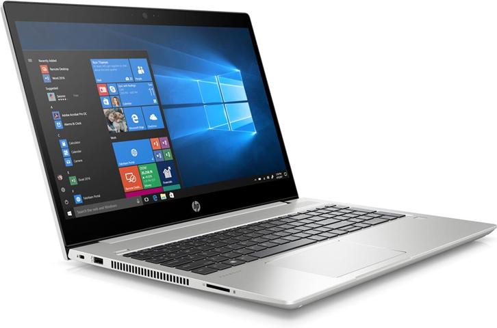 HP ProBook 450 G6 Argento Computer portatile 39,6 cm (15.6