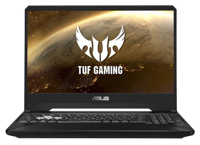 Asus TUF Gaming FX505DV-BQ098T notebook/portatile Nero Computer portatile 39,6 cm (15.6