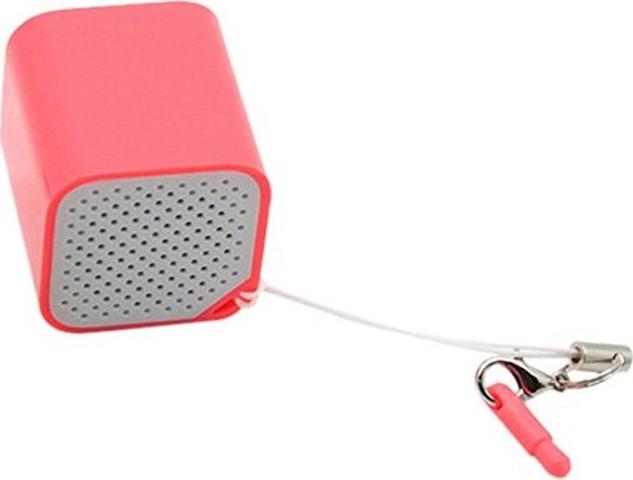 Speaker Bluetooth con Anti-Lost e Telecomando iSelfie - Rosso
