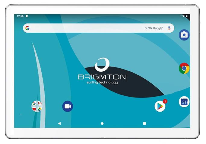 Brigmton BTPC-1025OC-B tablet 32 GB Bianco