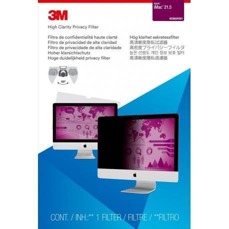 3M Filtro Privacy High Clarity da 21,5 per Apple iMac