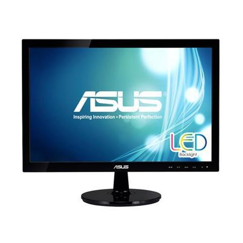 Asus Monitor Led  Vs197De 19 5Ms 250Dc/M2 nero VGA