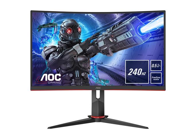 AOC C27G2ZU/BK monitor piatto per PC 68,6 cm (27