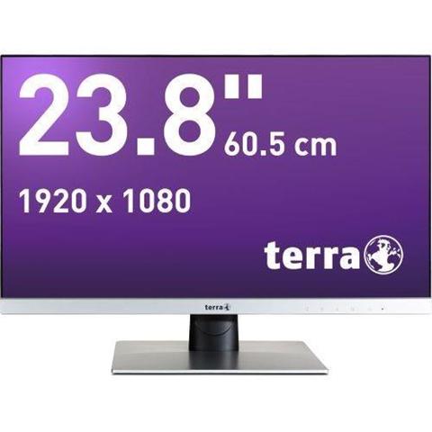 Wortmann AG TERRA LED 2462W monitor piatto per PC 60,5 cm (23.8