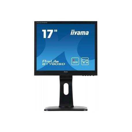 IIYAMA ProLite B1780SD-B1 monitor piatto per PC 43,2 cm (17