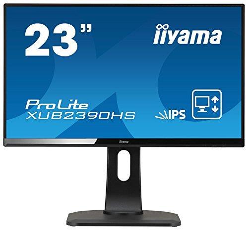 IIYAMA ProLite XUB2390HS-B1 LED display 58,4 cm (23