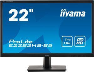 IIYAMA ProLite E2283HS-B5 LED display 54,6 cm (21.5