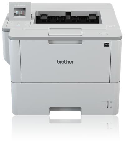 Brother Stampante LaserJet Brother HL-L6400DW 1200 x 1200DPI A4 Wi-Fi Grigio stampante laser/LED