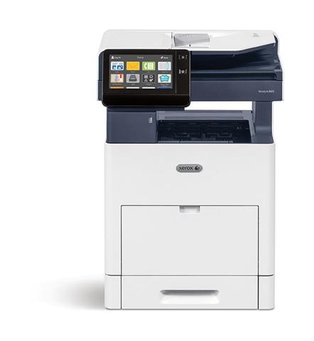 Xerox VersaLink B605 A4 56ppm Fronte/retro Copia/Stampa/Scansione PS3 PCL5e/6 2 vassoi 700 fogli (NON SUPPORTA LA STAZIONE DI FINITURA)