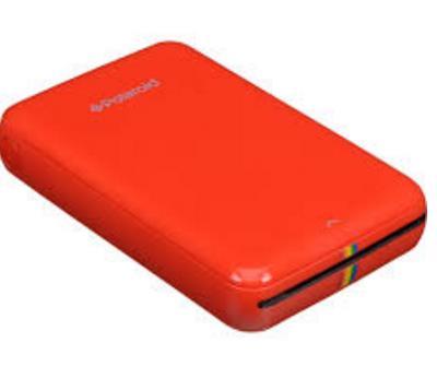 Polaroid ZINK Rosso stampante per foto