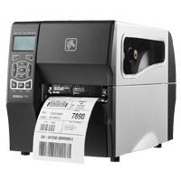 Zebra ZT230 Trasferimento termico 300 x 300DPI Nero, Bianco stampante per etichette (CD)